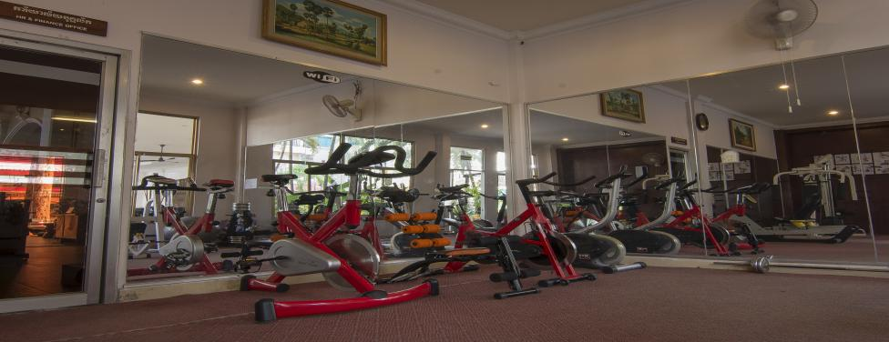 ANGKOR HOLIDAY GYM